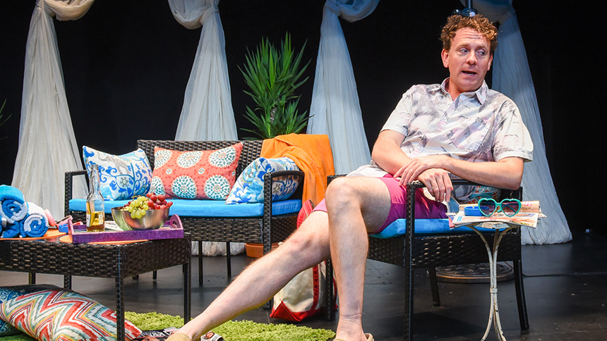 Drew Droege Takes On Seven Questions About Bright Colors ...