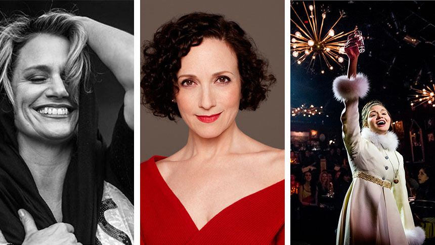 Editor's Picks: Cady Huffman Heats Up, Bebe Neuwirth Is A...