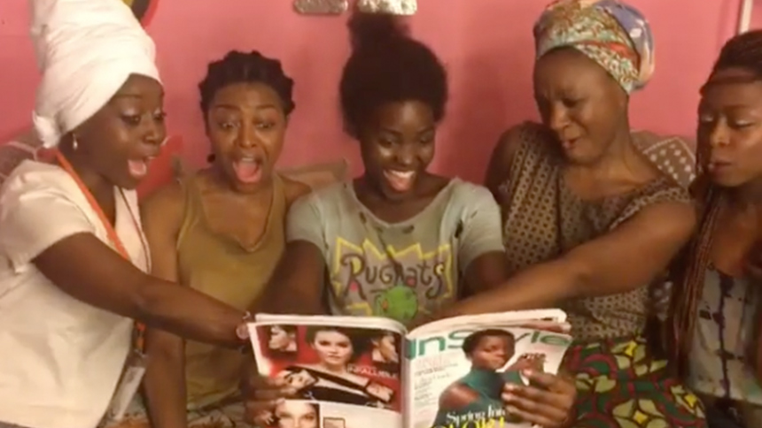 10 Times the Iron Ladies of Eclipsed Were #SquadGoals on ...