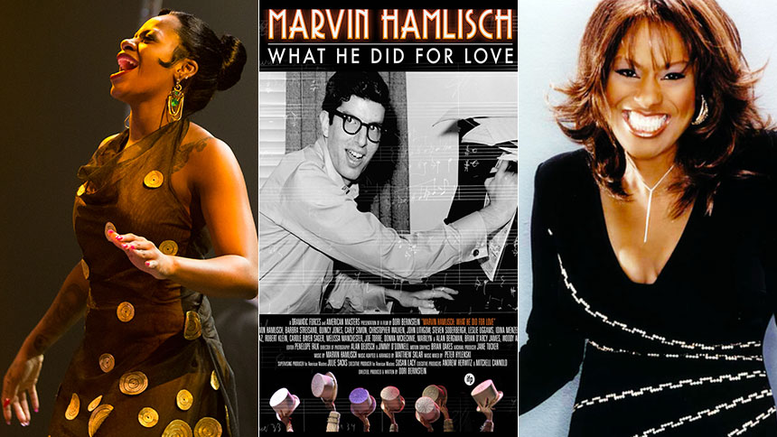 After Midnight's Holiday Concert, the Marvin Hamlisch Doc...