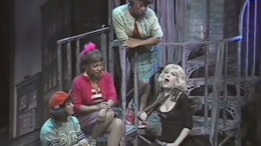Hot Clip of the Day: Celebrate Ellen Greene's Birthday wi...