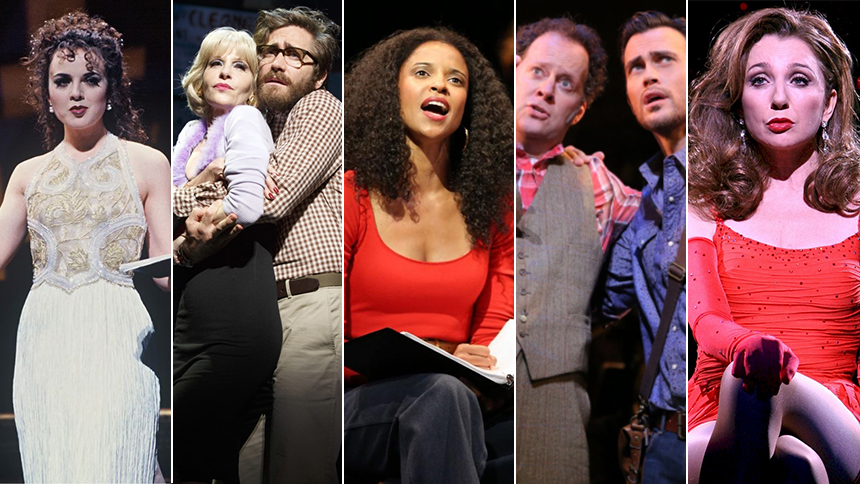 10 Encores Musicals We Wish We Could See Again...On Broad...