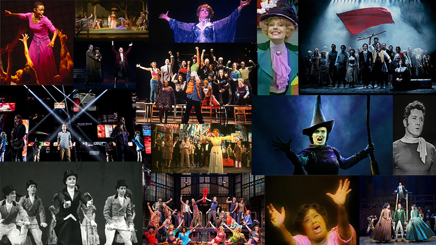Friday Playlist: Epic Act One Finales from Broadway Musicals