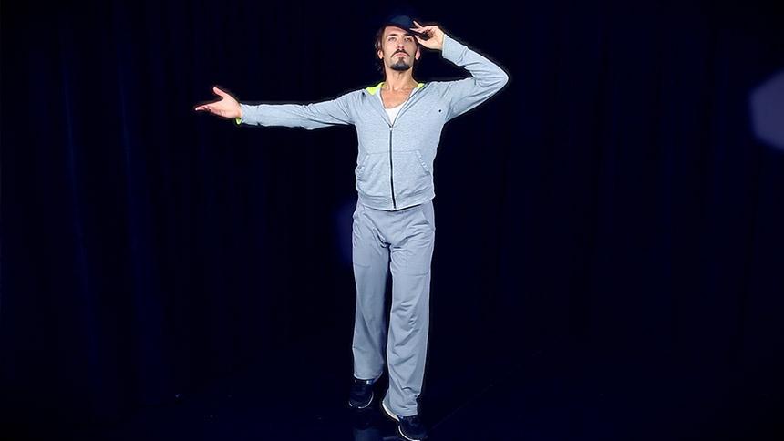 Something Rotten!'s Eric Sciotto Dances Through His Broad...
