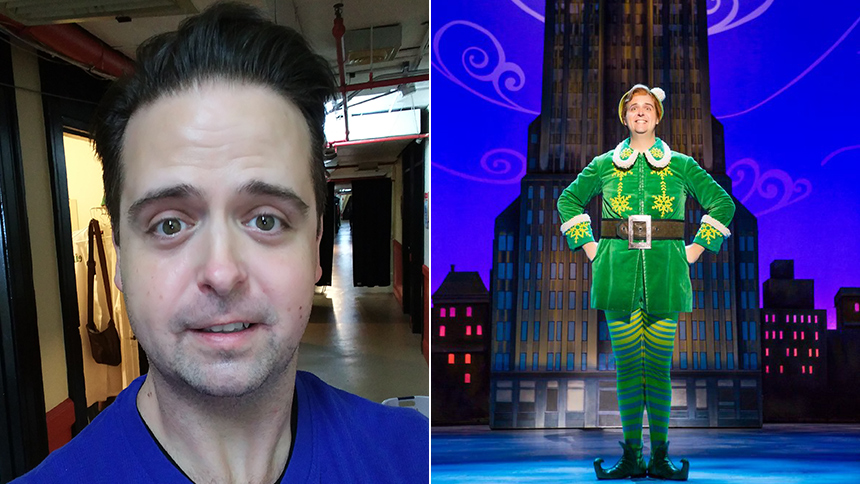 Introduce Yourself(ie): 10 Questions with Elf Star Erik G...