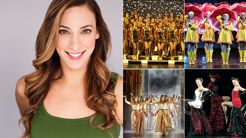 Erin Kernion Spills the Secrets of the Rockettes' New Yor...
