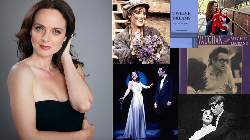 Melissa Errico Gives a Glimpse of the Glorious Show Biz T...