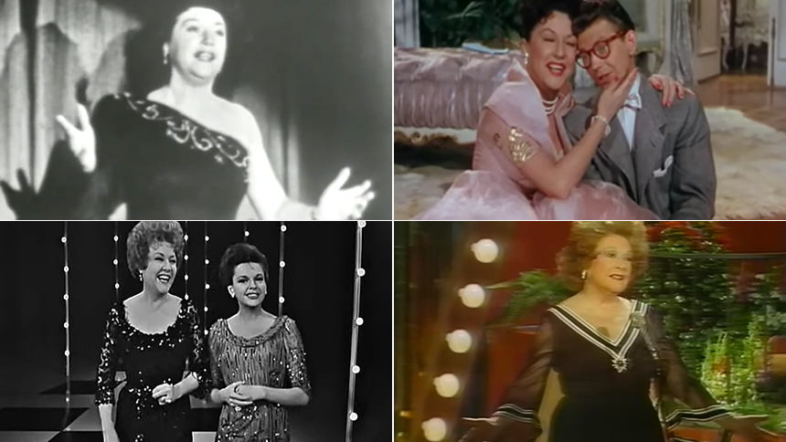 The Voice of Old Broadway! Take A Major Ethel Merman YouT...