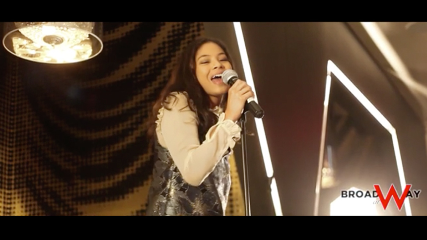 "Exclusive Video! Miss Saigon Star Eva Noblezada Sings ""Va..."