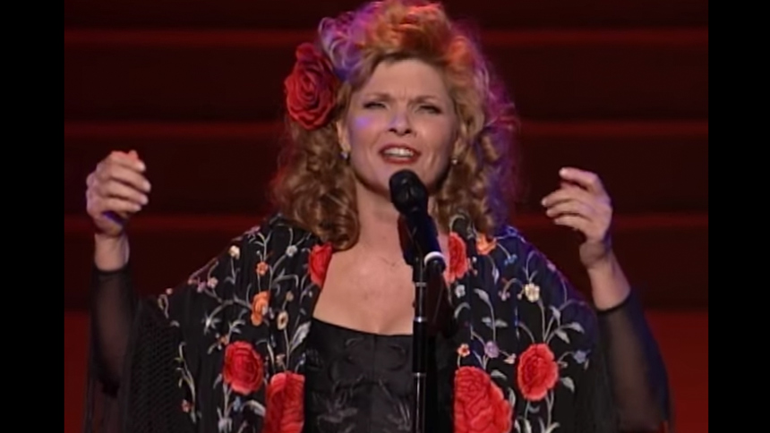 "Hot Clip of the Day: Debra Monk Is ""Everybody's Girl"" & S..."