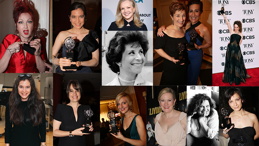 Womens History Month A Look At The Ground Breaking Tony Award Winning Women To Win Best Play Direction Score More