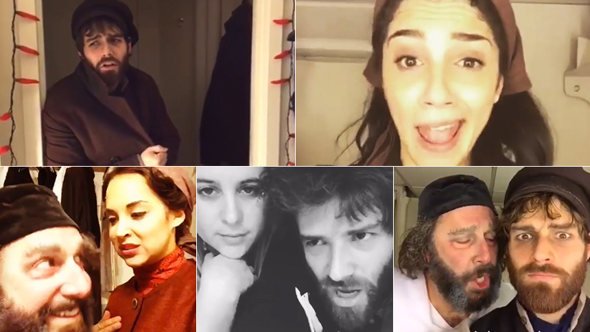 There's a Dubsmash Epidemic At Fiddler On the Roof & We'r...