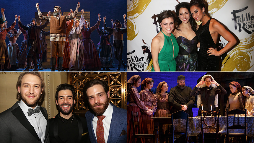 Fiddler on the Roof Stars Share Their Beloved Family Trad...
