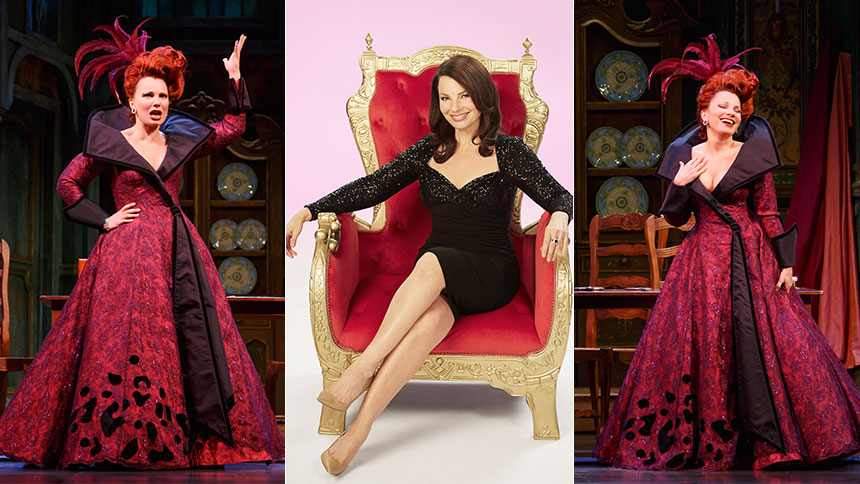 Five Reasons We Are Living For Fran Drescher in Cinderella