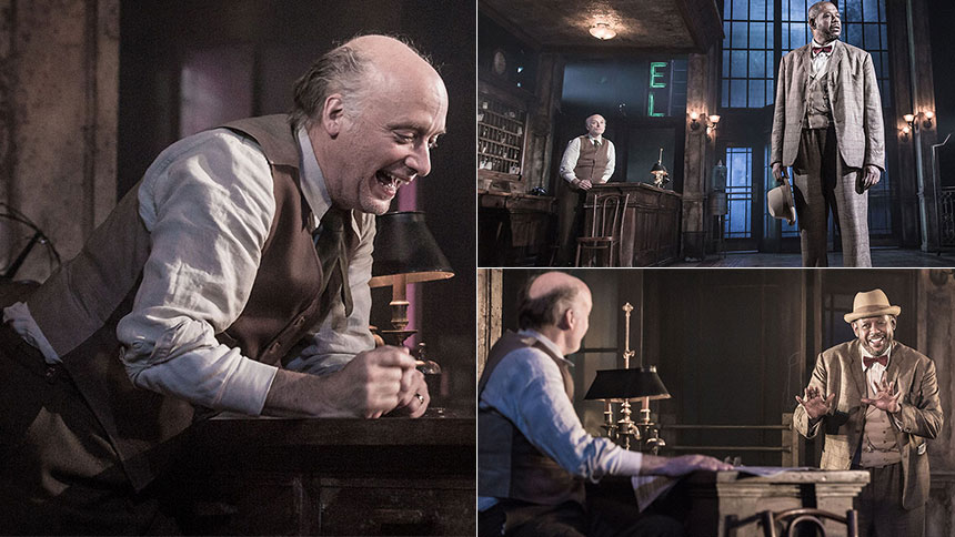 Five Burning Questions with Hughie Tony Award Winner Fran...