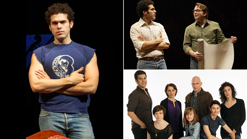 Five Burning Questions with Fun Home Star Joel Perez