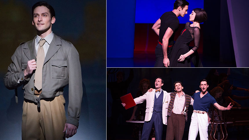 You Should Follow An American in Paris' New Leading Man, ...