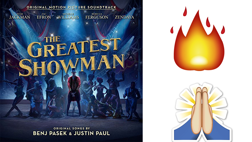 Your Christmas List Needs The Greatest Showman! Reacting ...