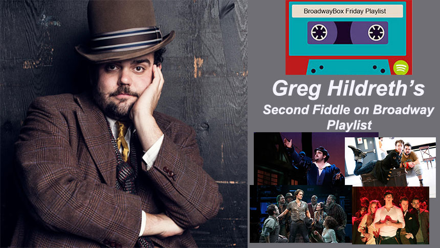 Friday Playlist: The Robber Bridegroom's Greg Hildreth Ce...