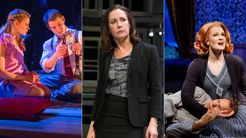 The Five Most Gut-Wrenching Moments on Broadway in 2013