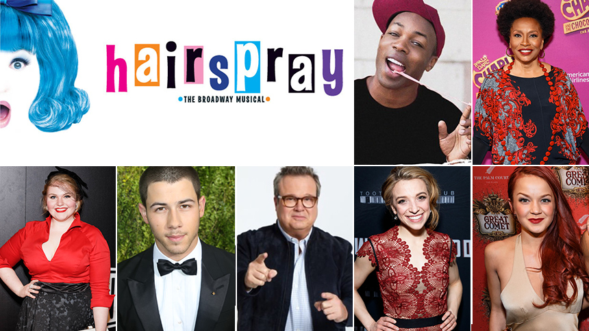 Todrick Hall Wants a Hairspray Revival & So Do We! Here's...