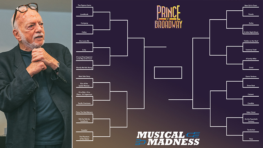 Prince of Broadway Musical Madness: Vote on the Ultimate ...