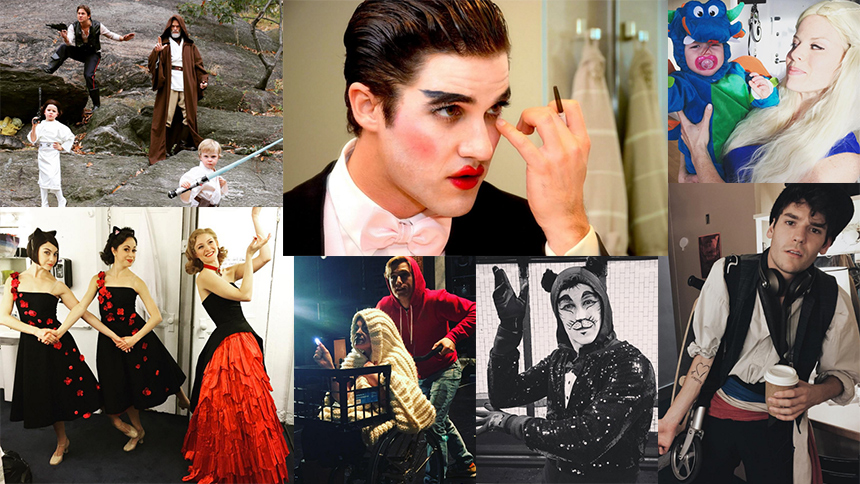 Check Out Your Fave Broadway Stars in Their 2015 Hallowee...