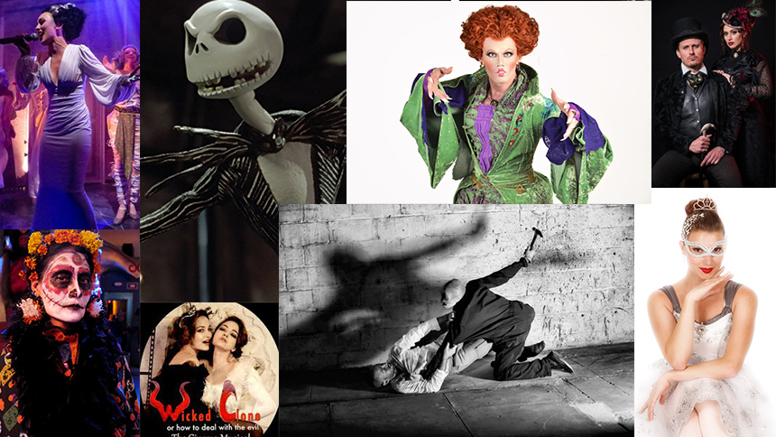 Halloween in NYC? Here Are 10 Shows & Events That Should ...