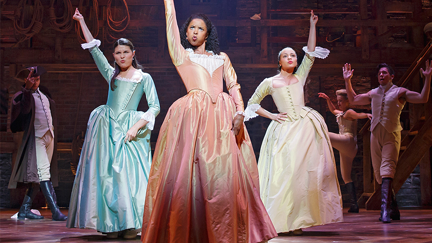 15 Hamilton Broadway GIFS…Just 'Cause