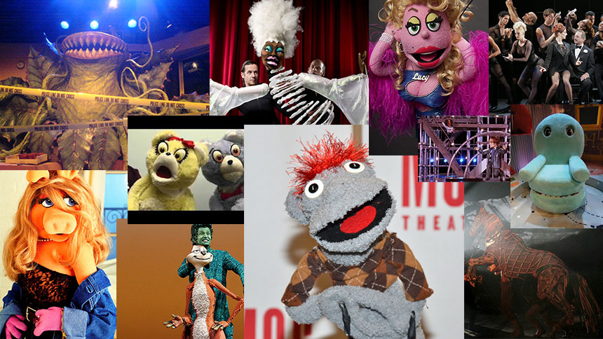 Counting Down Theater's 10  Most Outrageous Puppets in Ho...
