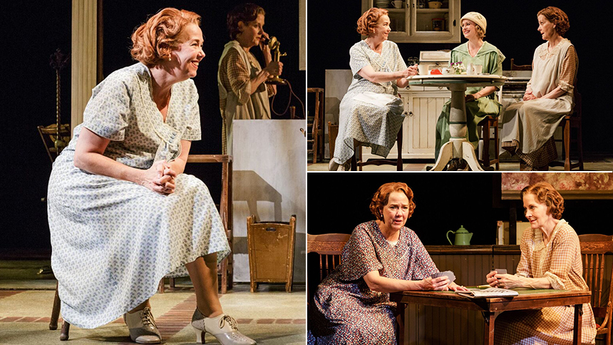 Five Burning Questions with The Roads to Home Tony Winner...