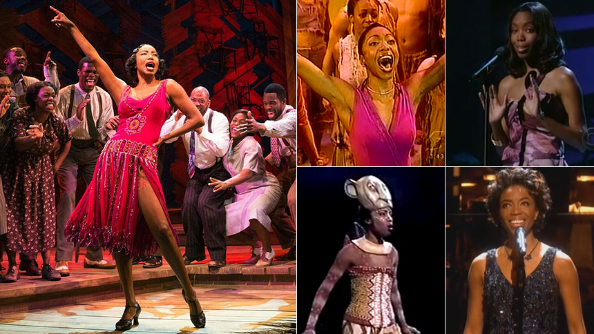 The Color Purple Tony Winner Heather Headley Has the Best...