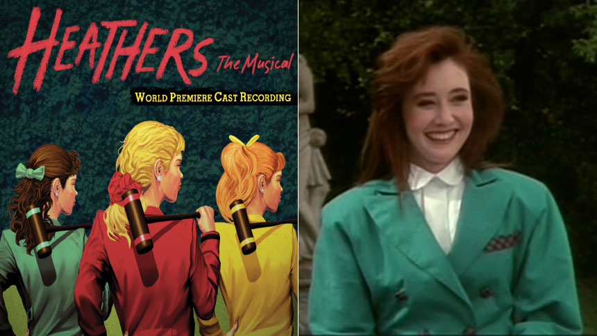 Color Me Stoked! We Are So Very Into the Heathers Album