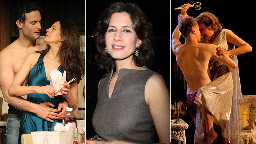 Stage Kiss Star Jessica Hecht Breaks Down Why Blanche DuB...