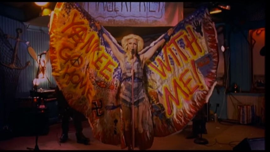 Hot Clip of the Day: John Cameron Mitchell's Hedwig Dares...