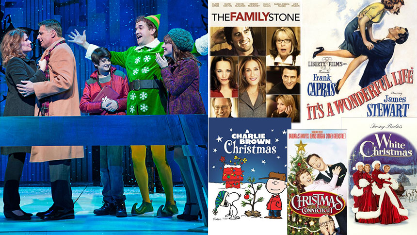 Elf's Heidi Blickenstaff Counts Down Her Top Five Favorit...