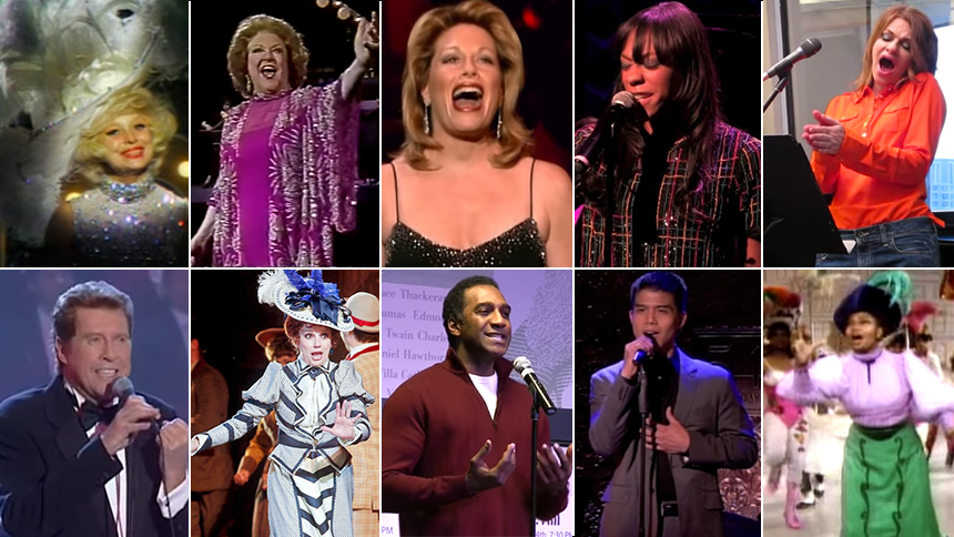 """Hello, Dolly! #TBT: 12 of YouTube's Best """"Before the Para..."""