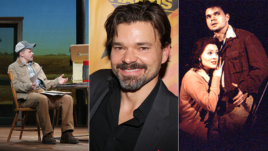 Bridges Star Hunter Foster Recalls the Musical That Made ...