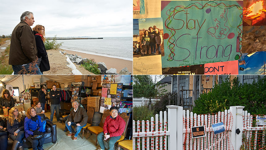 10 Arresting Images of Post-Sandy Staten Island From By T...