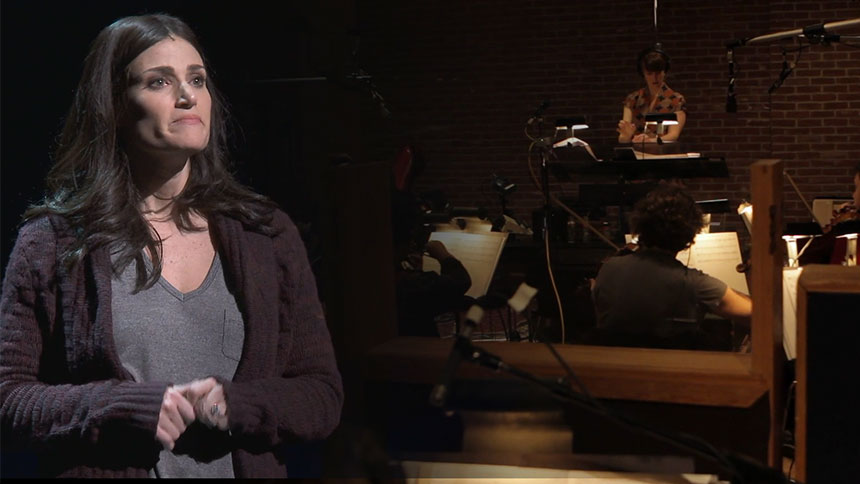 "20 Random Thoughts We Had While Watching Idina Menzel's ""..."