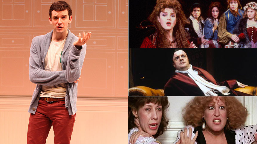 Idol Worship: Michael Urie Shares His Buyer & Cellar Muses
