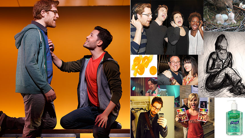 Jason Tam Reveals 10 Things Fans May Not Know About If/Then