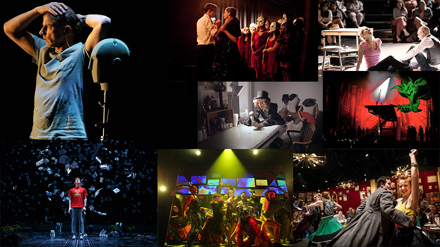 Seven Shows That Expand the Definition of Immersive Theatre