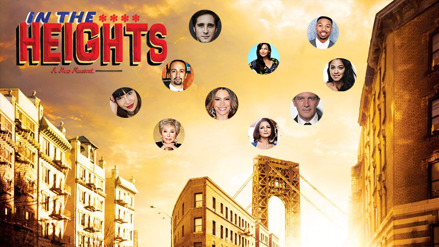 Dreamcasting the In the Heights Movie Adaptation