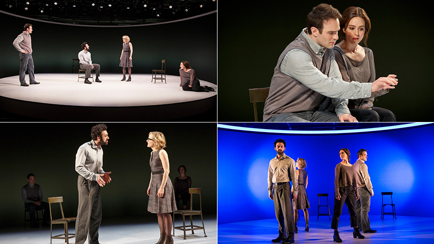 We Asked the Stars & Creators of Incognito What Theatre L...