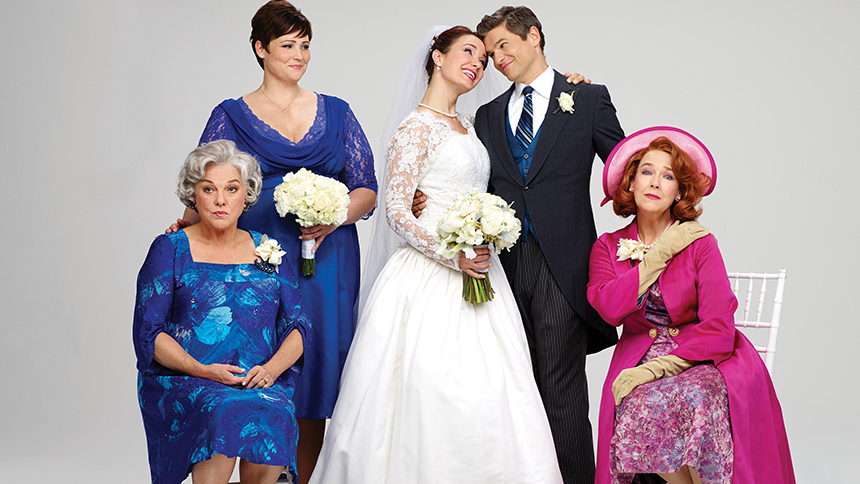 It Shoulda Been You Stars Confess The Fictional Weddings ...