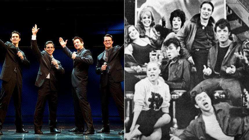 14  Ways Jersey Boys Is Cooler Than Grease