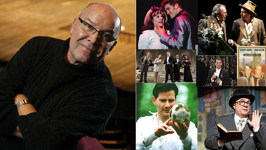 Tony-Winning Director Jack O'Brien Looks Back on 10 Shows...