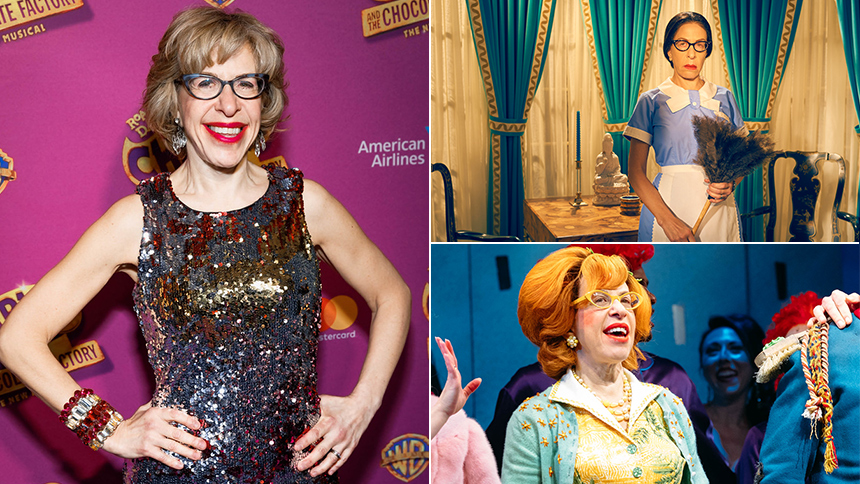 Jackie Hoffman Talks Charlie and the Chocolate Factory, F...