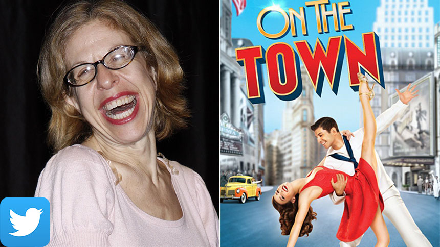 On the Town Begins Rehearsals & Jackie Hoffman Is Already...